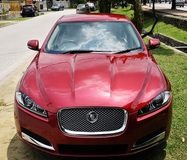 2013 JAGUAR XF 2.0V6 JAPAN SPEC UNREG