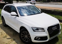 2013 AUDI Q5 TFSI QUATTRO JAPAN SPEC UNREG