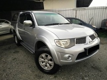 2012 MITSUBISHI TRITON L200 2.5 (A) ( NO GST FROM NOW )