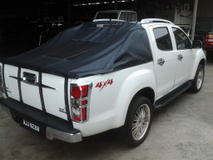 4WD CANVAS WITH ZIP (PREMIUM QUALITY) Other Accesories