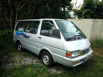 2004 NISSAN VANETTE 1.5 Panel Van FULL Spec(MANUAL)2004 Only 1 UNCLE Owner, LOW Mileage, TIPTOP,DIRECT-Owner,ACCIDENT-Free, with 3 LINE SEAT FULL Spec