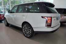 2013 LAND ROVER RANGE ROVER VOGUE AUTOBIOGRAPHY