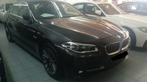 2014 BMW 5 SERIES 520I TRUE YEAR MADE 2014 NO SST FREE 1 YEAR WARRANTY CKD New Facelift