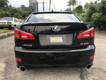 2007 LEXUS IS250 REGISTER 2011 ONE OWNER LIKE NEW