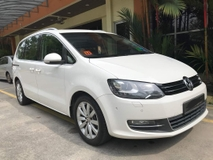 2012 VOLKSWAGEN SHARAN Full Spec