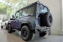 2015 LAND ROVER DEFENDER 90 AUTOBIOGRAPHY LIMITED EDTION