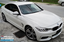 2014 BMW 4 SERIES 2015 BMW 420i MSPORT COUPE 2.0 TWIN POWER TURBO JAPAN SPEC UNREG  SELLING PRICE  RM 192000.00 NEGO