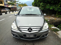 2010 MERCEDES-BENZ B-CLASS 1.7 FULL Spec(AUTO)2010 Only 1 LADY BOSS Owner, 79K Mileage, TIPTOP, ACCIDENT-Free, DIRECT-Owner