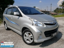 2014 TOYOTA AVANZA 1.5 S spec FULL LOAN