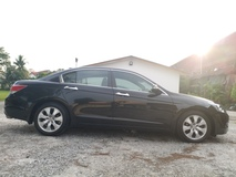 2012 HONDA ACCORD 2.4 VTI-L 1ST OWNER CAR LIKE NEW CONDITION FULL SPEC PADDLE SWIFT ELECTRIC LEATHER SEAT