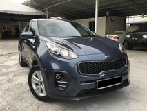 2018 KIA SPORTAGE FULL SPEC FU LON NEW CAR KING