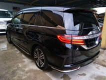 2014 HONDA ODYSSEY 2.4/ABSOLITE EDITION/JAPAN/UNREG