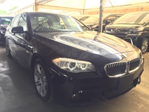 2013 BMW 5 SERIES 520I M-Sport Model Unregister