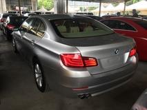 2012 BMW 5 SERIES 528I F10 Model Unregister