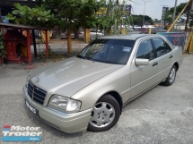 1995 MERCEDES-BENZ C-CLASS C200 (A) TIP TOP CONDITION/NO REPAIR NEEDED