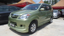 2008 TOYOTA AVANZA 1.3E AT