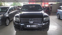 2007 VOLKSWAGEN TOUAREG 3.6 AT