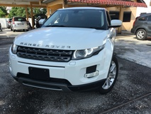 2012 LAND ROVER EVOQUE 2.0 (A) FULL SPEC
