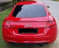 2016 AUDI TT 2016 AUDI TT 2.0 S TFSI  COUPE SELLING PRICE ( RM 208000.00 NEGO ) RED COLOR