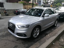 2013 AUDI Q3 2.0 TFSI S-LINE QUATTRO 2013/2014 LOCAL SPEC