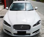 2013 JAGUAR XF 2013 JAGUAR XF 2.0V6 JAPAN SPEC UNREG SELLING PRICE ( RM 168000.00 NEGO ) CAR BODY WHITE ( 8692 )