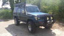 1992 TOYOTA LAND CRUISER AX G SELECTION