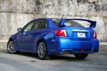 Subaru Impreza S206 Spoiler Exterior & Body Parts > Car body kits