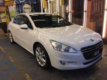 2012 PEUGEOT 508 Premium