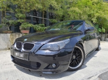 2005 BMW 5 SERIES 525i 2.5 (A) M-SPORT E60 525i M-PERFORMANCE