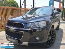 2011 CHEVROLET CAPTIVA 2.4 (A) full Spec Facelift