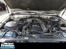 2001 TOYOTA LAND CRUISER  4.2 (A) VX Turbodiesel LIMITED