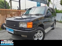 1996 LAND ROVER RANGE ROVER 4.6 (A) V8 SPORT DISCOVERY