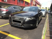 2011 AUDI A4 2.0 TFSI QUATTRO (ACTUAL YR MADE 2011)(FULL SERVICE RCD)(CBU IMPORT BARU)(1 OWNER)