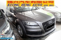 2011 AUDI Q7 3.0 TDI SLINE (ACTUAL YR MADE 2011)