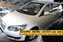 2010 CHERY EASTAR 2.0 AUTO MPVs (ACTUAL YR MADE 2010)(1 OWNER)(7 SEATER)(LOW MILEAGE)(NO CHEATING)