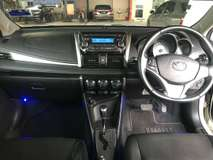 2015 TOYOTA VIOS 1.5G (A) Facelift Model Black Interior