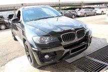 2010 BMW X6 3.0 40D xDrive DIESEL (ACTUAL YR MADE 2010)(REG 2015)(1 OWNER)(LOW MILE)(TIPTOP)(KL CHERAS AREA)