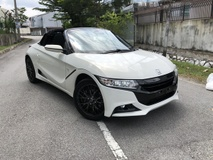 2015 HONDA S660 Alpha 660 Turbo Unreg Soft top No SST