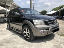 2008 NAZA SORENTO EX SUNROOF FULL SPEC TIPTOP CONDITION