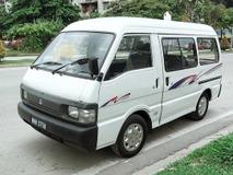 1999 MAZDA E2000 E1400