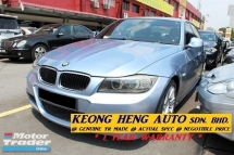 2009 BMW 3 SERIES 320i Local M Sport TRUE YEAR MADE 2009 NO SST FREE 1 YEAR WARRANTY