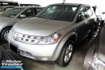 2005 NISSAN MURANO 2.5 CVT (ACTUAL YR MADE 2005)(REG 2009)(TIPTOP)(LOW MILE)(BOSE SOUND)(KL CHERAS AREA)