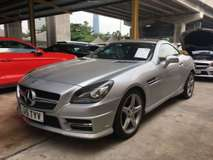 2014 MERCEDES-BENZ SLK SLK200 BLUE EFFICIENCY SPORTS (ACTUAL YEAR MAKE 2014) NO HIDDEN AND GST CHARGES