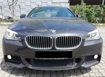 2012 BMW 5 SERIES 528I M-SPORTS F10 FULL SERVICE RECORD BY INGRESS AUTO 520i