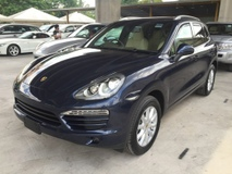 2011 PORSCHE CAYENNE 3.6 V6 Petrol PDK Dual Clutch Direct Injection 8 Speed BOSE Surround System Xenon Light Automatic Power Boot Paddle Shift Steering Zone Climate Control 1 Year Warranty Unreg