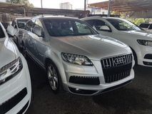 2012 AUDI Q7 3.0 TDI S LINE (ACTUAL YEAR MAKE 2012) NO HIDDEN AND GST CHARGES