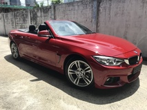 2014 BMW 4 SERIES 428I CABRIO MSPORT UK NEW UNREG