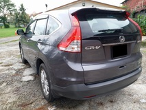 2014 HONDA CR-V 1 CHINESE OWNER LIKE NEW CONDITION VVTI REVERSE CAM 2 WAY AIR-COND NEW TYRES