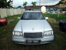 1994 MERCEDES-BENZ C-CLASS C180 1.8 SUNROOF TOP FULL Spec(AUTO)1994.97 Only 1 UNCLE Owner, 154k Mileage, TIPTOP, ACCIDENT-Free, DIRECT-Owner, NEGOTIABLE