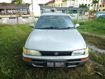 1993 TOYOTA COROLLA SEG 1.6 EFI FULL(AUTO)1993 Only 1 Careful UNCLE Owner, LOW Mileage, TIPTOP, ACCIDENT-Free, DIRECT-Owner, NEGOTIABLE